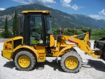 Caricatore a benna jc banford excavators ltd